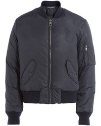 Dolce & Gabbana Puffy Bomber Jacket