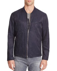 John Varvatos Star Usa Racer Bomber Jacket