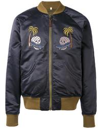 Vans Taka Reversible Bomber Jacket