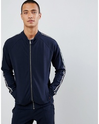 Tom Tailor Track Jacket With Side Taping