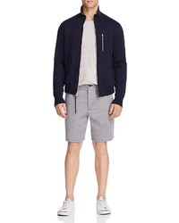 rag & bone Trooper Knit Bomber Jacket