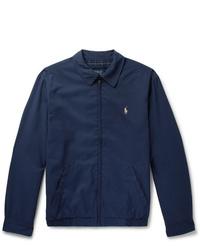 Polo Ralph Lauren Twill Blouson Jacket