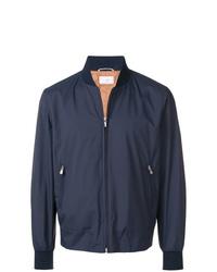 Brunello Cucinelli Zipped Bomber Jacket