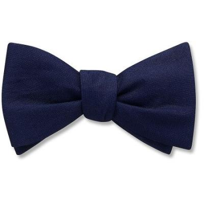 navy bow tie beau ties ltd of vermont blue earth bow tie