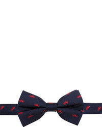 Cufflinks Inc. Boys Cufflinks Inc Firetruck Silk Bow Tie Big Boys Navy Ties