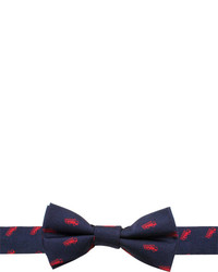Cufflinks Inc. Boys Cufflinks Inc Firetruck Silk Bow Tie Boys Navy Ties