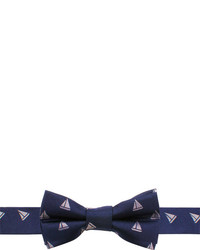 Cufflinks Inc. Boys Cufflinks Inc Sailboat Silk Bow Tie Boys Navy Ties
