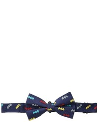 Cufflinks Inc. Classic Batman Multicolor Silk Bow Tie Ties