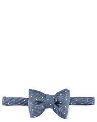 Textured dot bow tie medium 5146321