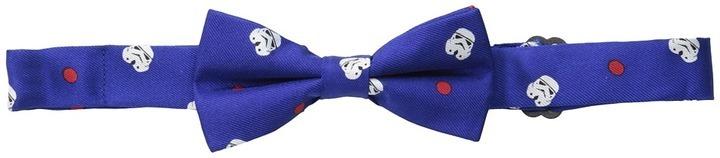 Cufflinks Inc. Trooper Dot Clip On Bow Tie