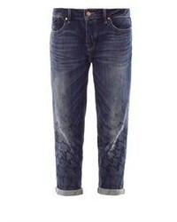 Navy Boyfriend Jeans