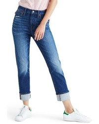 The high rise slim boyjean medium 4470787