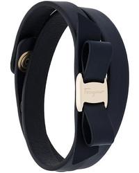 Salvatore Ferragamo Vara Bow Wrap Bracelet