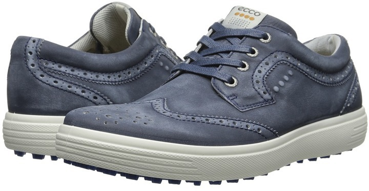 Ecco Golf Casual Hybrid Wingtip Golf