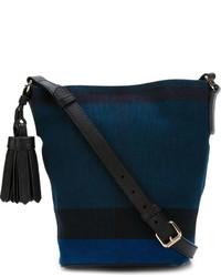 Burberry Small Bucket Shoulder Bag