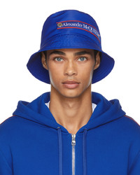 Alexander McQueen Graffiti Bucket Hat