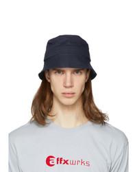 AFFIX Navy Logo Bucket Hat