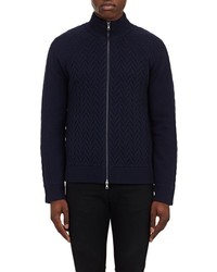 Vince Cable Knit Sweater Blue