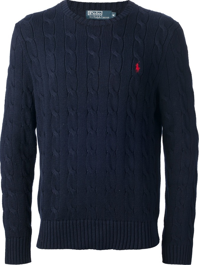 Polo Ralph Lauren Cable Knit Sweater | Where to buy & how to wear