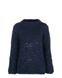 Gentry Portofino Lurex Knit Jumper