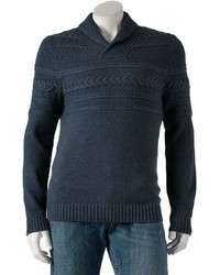 Marc Anthony Cable Knit Sweater