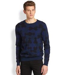 J. Lindeberg Kane Camo Sweater
