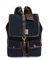 Cole Haan Canvas Backpack