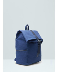 Mango Man Front Lapel Backpack