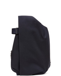 Cote And Ciel Navy Ballistic Isar M Backpack