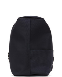 Cote And Ciel Navy Ballistic Sormonne Backpack