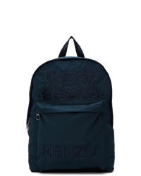 Kenzo Navy Kampus Tiger Backpack
