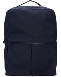 Comme des Garcons Homme Deux Navy Porter Classic Edition Backpack