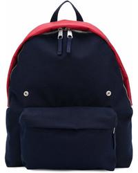 Raf Simons Oversized Colour Block Backpack