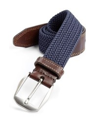 Martin dingman beck belt navy 32 medium 260322