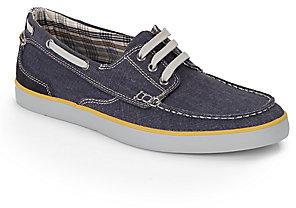 0dfaf4d5bf09 ... Clarks Jax Denim Boat Shoes