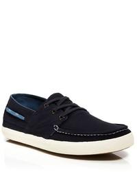 Tretorn Otto Canvas Boat Shoe Sneakers