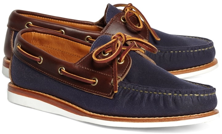 brooks brothers boat cipő cheapest