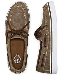 918f7066f3a74 ... St Johns Bay St Johns Bay Inlet Canvas Boat Shoes