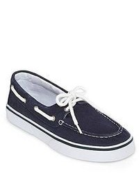 St Johns Bay St Johns Bay Inlet Canvas Boat Shoes