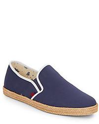 Ben Sherman Jenson Canvas Espadrille Sneakers