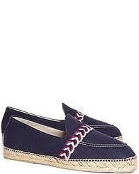 f585794e8d Brooks Brothers Braid Espadrilles