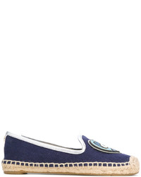 Tory Burch Parrot Patch Espadrilles
