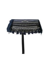 Undercover Embellished Belt Bag