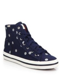 Kate Spade New York Keds For New York Dori High Top Sneakers