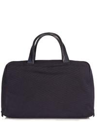 Lvaro canvas and leather holdall medium 532977