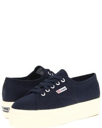 Superga 2790 Acotw Platform Sneaker Lace Up Casual Shoes