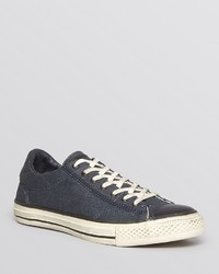 Converse By John Varvatos All Star Pigt Dyed Low Top Sneakers