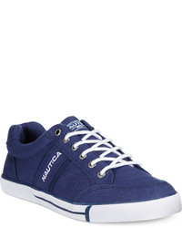 Nautica Hull Canvas Sneakers Shoes