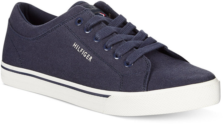 8054da0c1 ... Tommy Hilfiger Richmond Canvas Sneakers ...