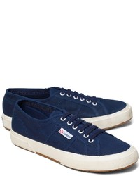 Brooks Brothers Superga Canvas Sneakers